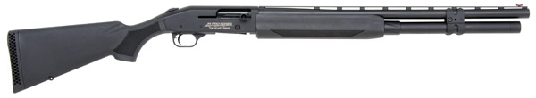 "Mossberg 930 Semi-Automatic 12 Gauge 24"" Barrel 3"" Chamber Black Synthetic Black Finish"