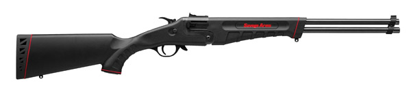 Savage 19666 Specialty Model 42 Over/Under 22 Long Rifle 410 Black