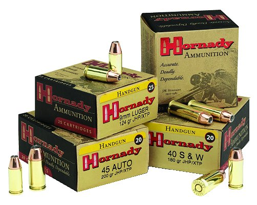 Hornady XTP 9mm Hornady XTP JHP 147 GR 25 Box