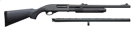 Remington 870 Express Youth Combo Pump 20 Gauge Black