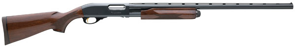 "Remington 6927 870 Pump 12 ga 28"" 3"" Gloss Walnut Blue"