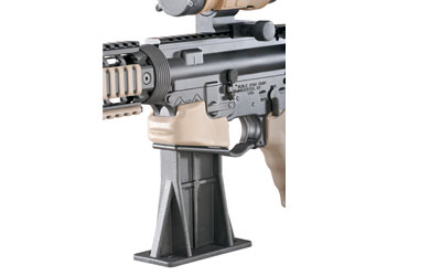 Ergo Never Quit Rubber Black Magwell Grip AR-15/M16