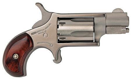 North American Arms Mini Revolver Revolver, Single Action, 22LR, 1 125