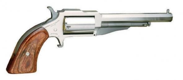North American Arms Mini Revolver Revolver 22LR 22WMR 4