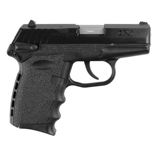 SCCY CPX-2 CB 9mm Pistol Dbl Action