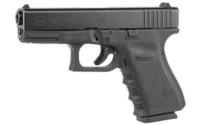 Glock 19 9MM 15 Round Glock Night Sights W/Holster