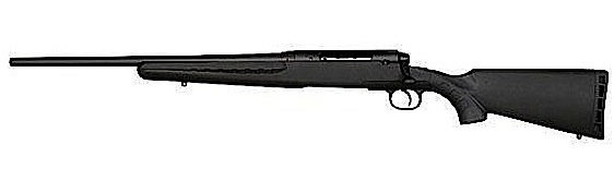 """Savage Axis Bolt 7mm-08 Remington 20"""" Synthetic"""