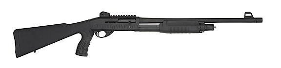 "TriStar TEC-12 Semi-Automatic/Pump 12 ga 20"" 3"" Black Syn Black Finish"