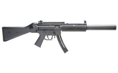 "American Tactical Imports GSG522-SD .22LR 16.25"" Black Synthetic 22RD Light Weight Version"