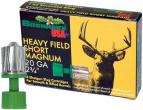 Brenneke Heavy Field Green Lightning 20Gauge 2 3/4   5
