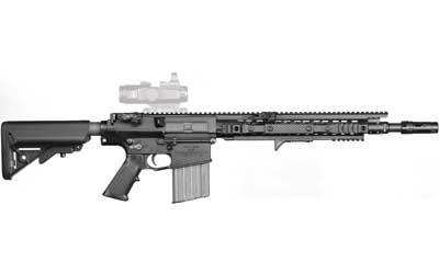 "Knights Armament Company SR-25 ECC .308 16"" Black URX III"