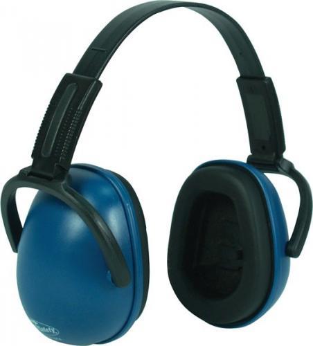 PEL FOLDING EAR MUFF BLUE 22D