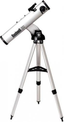 Bushnell 788831 700mmx3 Motorized Go To Reflector NorthStar Telescope  Silver Kinematic mount Barlow
