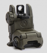 Magpul Back Up Sight  Gen 2 Rear Sight Olive Drab Green