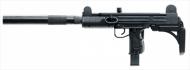 "Walther UZI Semi-automatic Carbine 22LR 16.1"" Black Folding 10Rd Adjustable Sights 579-03-00-10"