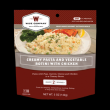 OutdoorCreamy Pasta & Vegetables with Chicken