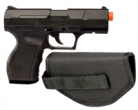 Crosman ASP9BH Stinger P9T Spring - Powered Airsoft Pistol 500 BB