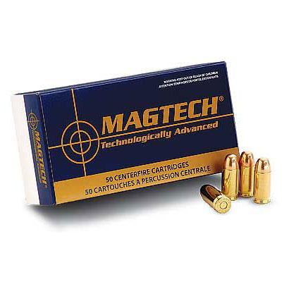 Magtech 9mm 115gr FMJ
