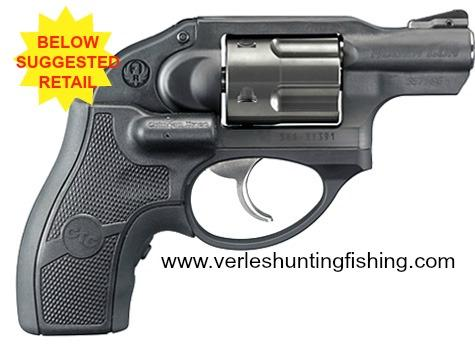 Ruger LCR Double Action Revolver 357MAG