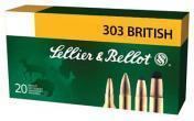 Sellier & Bellot 303 British 180GR FMJ 20/400