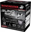 "Winchester 12 gauge Shotshell Waterfowl Blind Side High Velocity 3 1/2"" 1 3/8 ounce 1675 fps #2 Lead Free 25 rounds SBS12LHV2"