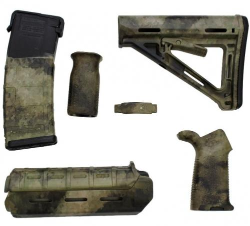 Matrix Diversified Industries Magpul Milspec Ar 15 Furniture Kit Ghillie