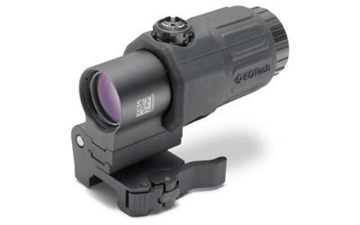 EOTech G33STS Gen III 3.25x  Obj 7.3 @ 100 yds FOV 30mm Tube Dia Black