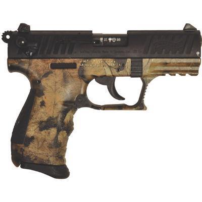 "Walther P22 22LR Camo finish 3.4"" Barrel"