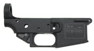 Composite polymer lower