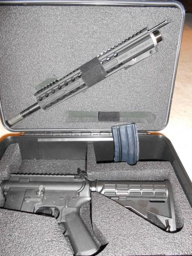 SGI Guns Executive AR Rifle In Case