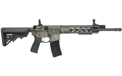 "Bravo Company HSP-The Jack Semi-automatic AR .223 Rem/5.56NATO 16"" (14.5"" with Pinned Brake) Disruptive Grey Cerakote 3.0 Round"