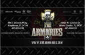 The Armories Gift Card $100