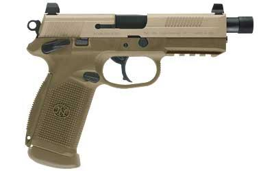 FN FNX™-45 Tactical .45 ACP (3) 15 Rnd Mags Night Sight