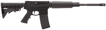 "Anderson MSR SA 223/5.56 NATO 16"" Barrel. 6Pos Stock Black"
