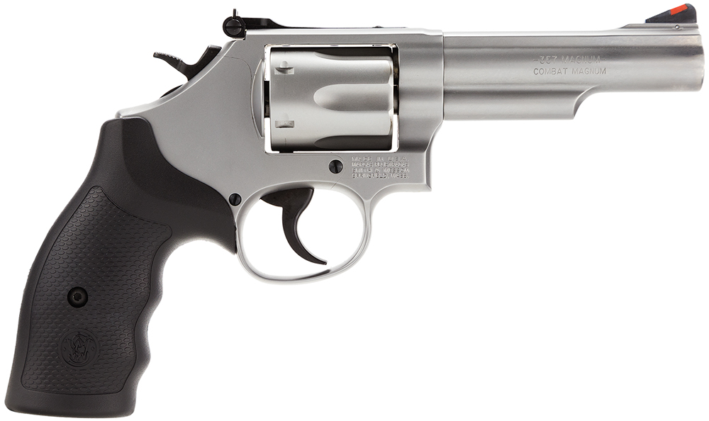 Nick\'s Sport Shop | Smith & Wesson 66 K-Frame DA/SA 357 Magnum 4.25 ...