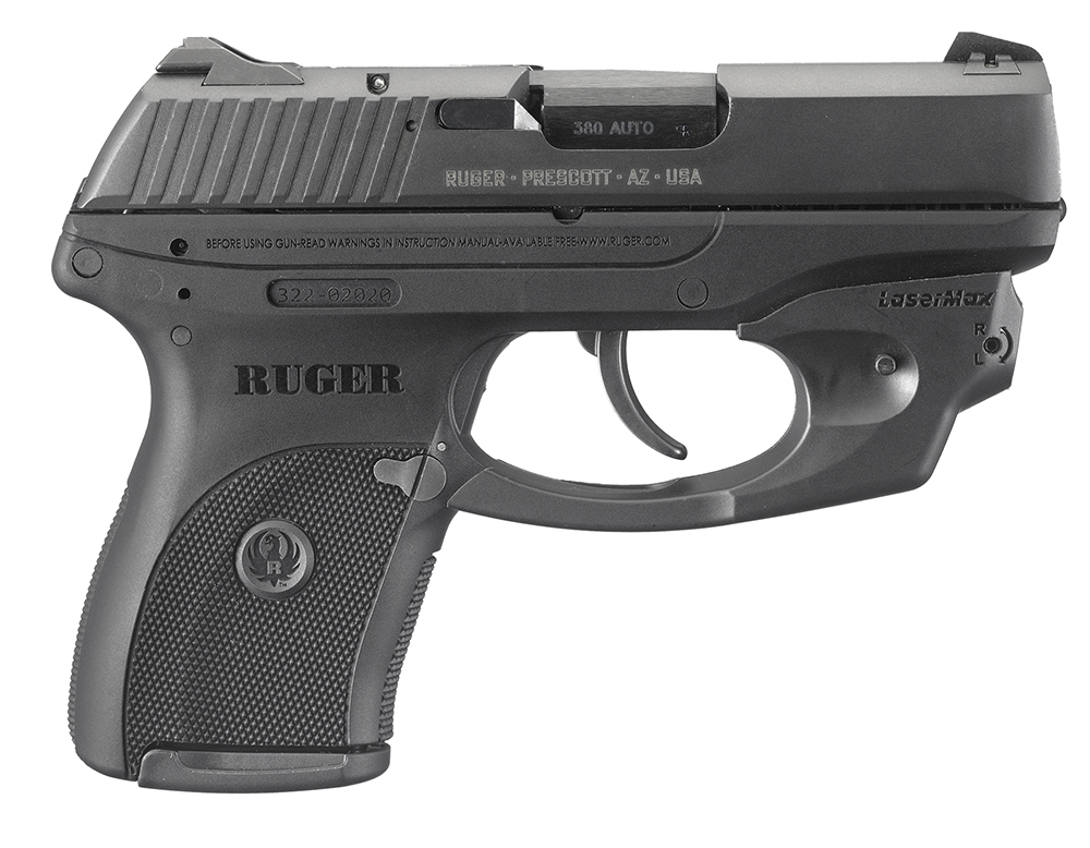 Ruger  LC380-CA Standard 380 ACP with Free Laser.
