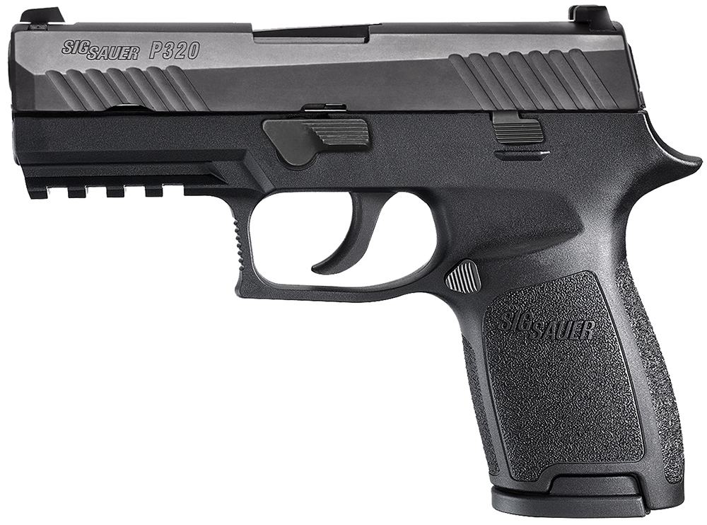 Shooter\'s World | Sig Sauer, P320 Compact, Double Action Only, 9MM ...