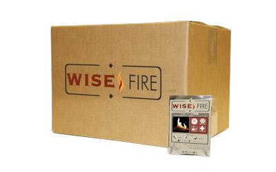 Wise Fire Box 15 Pouches Boils 60 Cups