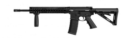 "Daniel Defense DDM4V5 5.56 NATO, 16"" Barrel, No Sight Mid-Length CA Compliant (30 Round Shown)"