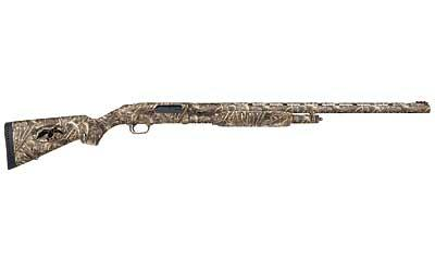 "Mossberg 500 Duck Commander Pump 12Ga 3"" 28"" Realtree MAX5 Synthetic Vent Rib AccuSet 6 Round Bead"