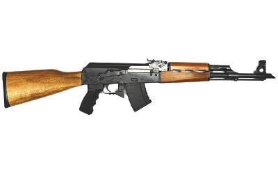 """Century Arms N-PAP Semi-automatic 762X39 16"""" Black Wood 10Rd CA Approved"""
