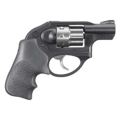 Ruger Model LCR-22 Lightweight Compact Revolver .22 Long Rifle 1.875 Inch Barrel Matte Black Finish Monolithic Frame 8 Rounds