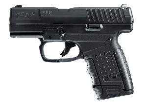 Walther PPS .40 S&W MA 10.5 trigger Black