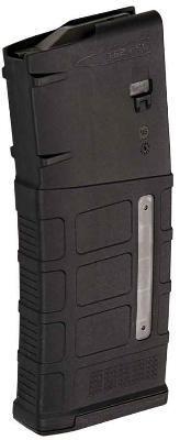 Magpul PMAG Gen 3 Windowed DPMS LR308/SR-25 Pattern AR 308 Magazine .308 Winchester 25 Rounds Polymer Black
