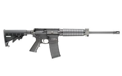 "Smith & Wesson M&P15 300 Whisper Semi Auto Rifle .300 Whisper/.300 AAC Blackout 16"" Barrel 30 Rounds Collapsible Stock Matte Black Finish 811302"
