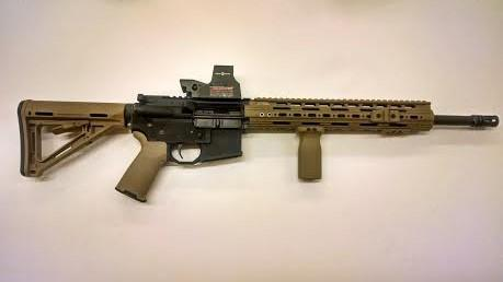 Black Rain - Custom FDE