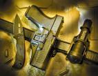 Blackhawk 410004BK-L Serpa CQC