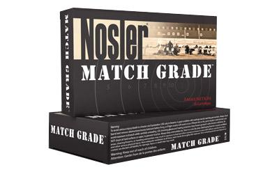 Nosler Match 300 AAC Blackout 220Gr Custom Competition Subsonic 20 200 51275