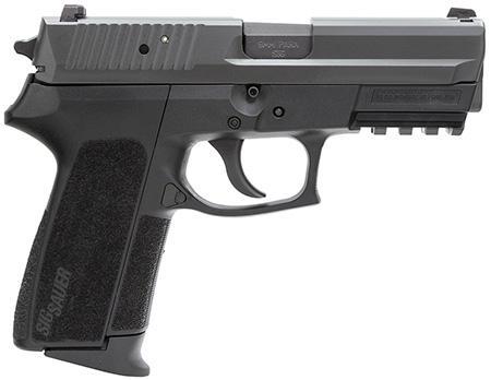 """Sig Sauer SP2022 Standard DA/SA 40S&W NS 3.9"""" 12+1 Poly Grip Blk SS"""