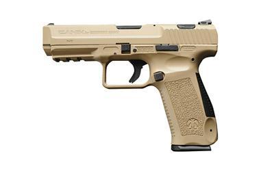 "CIA HG3277DN TP9SA SA 9mm 4.5"" 18+1 Interchangeable Palmswell DT"